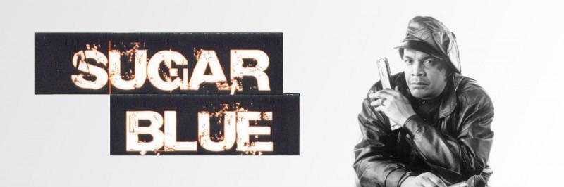 SUGAR BLUE, wirtuoz harmonijki ustnej.